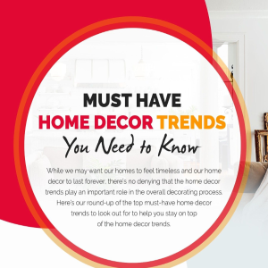 Must-Have Home Decor Trends You Need to Know