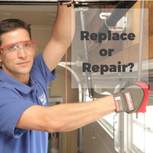 A Checklist that Helps You Decide Whether to Repair or Replace your Garage Door Repair