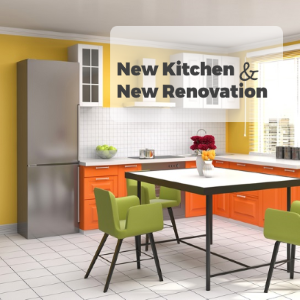 New Kitchens & Kitchen Renovations Ideas