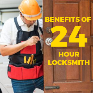 Benefits Of A 24-hour Locksmith