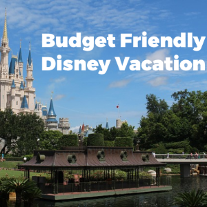 How to Make a Dream Disney World Vacation Budget Friendly