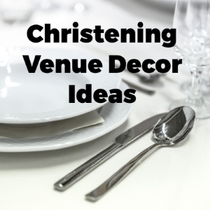 Chester-le-Street Cricket Club – Christening Venue Decor Ideas for a Day to Remember