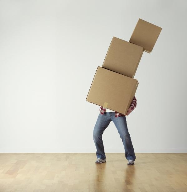 Moving things Overseas