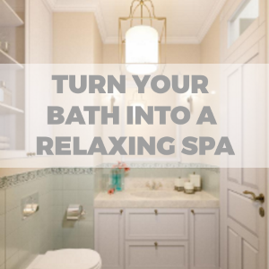 Turn Your Tiny Bathroom into a Relaxing Spa – Without Breaking the Bank