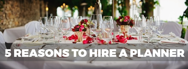 Why You Should Use an Event Planner