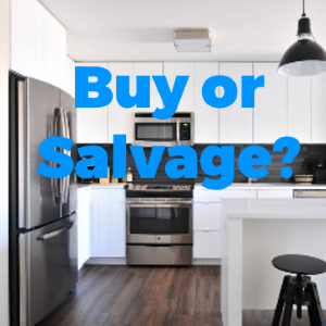 Buy or Salvage: How to Replace Your Kitchen Fixtures on a Budget