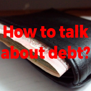 How to Talk to Your Spouse About Debt