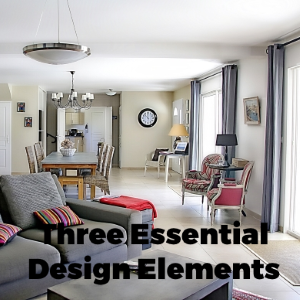 Three Essential Design Elements to Enhance Your Living Room