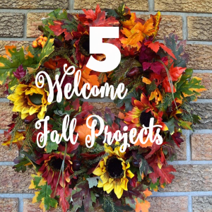 5 Welcome Fall Home Projects You Should Try This Season