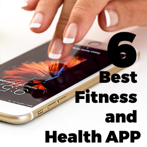 6 Best Android Fitness and Health Apps