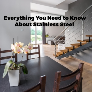Everything You Need to Know About Stainless Steel Balustrade