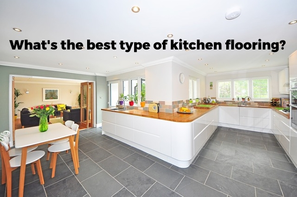 What's the best type of kitchen flooring?
