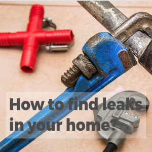 8 Ways to Find the Source of a Leak in Your Home