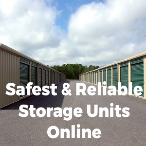 Get the Safest and Reliable Storage Unit Online
