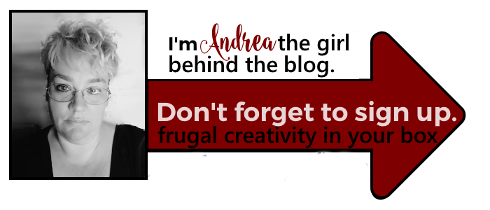 I'm Andrea the girl behind the blog.