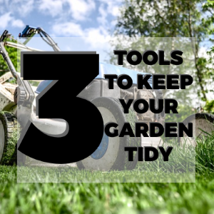 3 Essential Tools You Need to Keep Your Garden Tidy in Autumn
