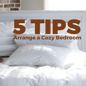 5 Tips to Arrange A Cozy Bedroom for Your Parents