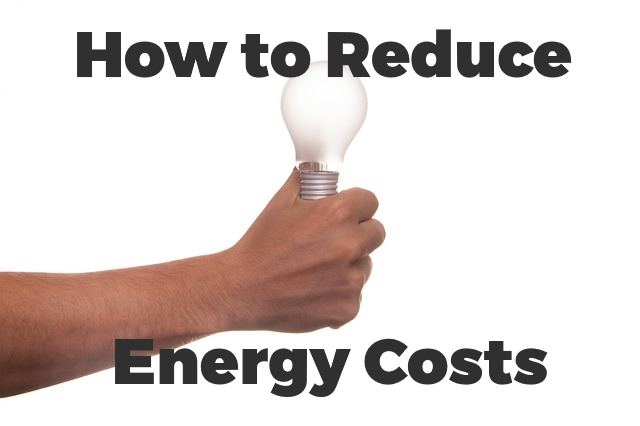 How to Reduce Energy Costs