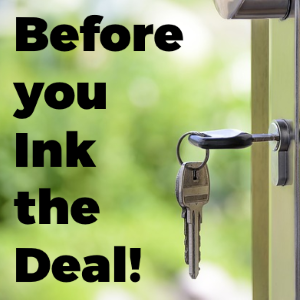 Are You on the Lookout for Real Estate? Never Ink the Deal Before Making Sure These 7 Variables Are in Order