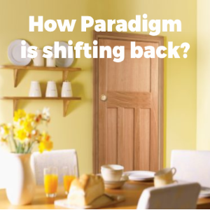 How the Paradigm is Shifting Back to the Classic, Simpler Doors of the 1930's