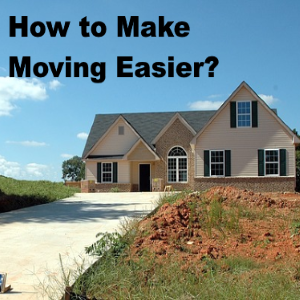 How to Make Moving Houses Easier?