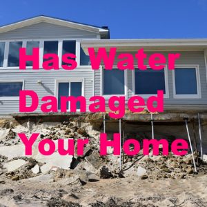 Has Water Damaged Your Home? Don't Panic, Do These 4 Things Instead