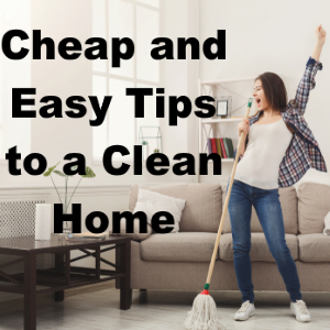 10 Cheap And Easy Tips To Maintain Cleanliness In Your Home