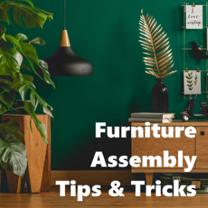DIY Furniture Assembly Tips and Tools