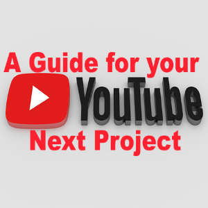 Using YouTube As A Guide For Your Next DIY Project