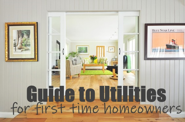 Guide to Utilities for First-time Homeowners