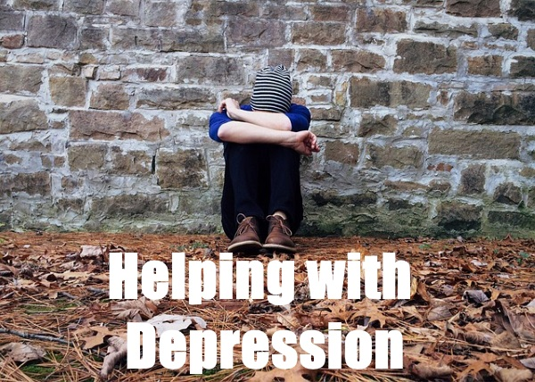 How to help family memeber with depression