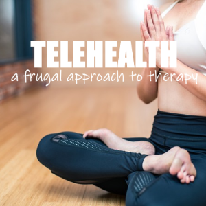 Telehealth: A Frugal Approach to Therapy