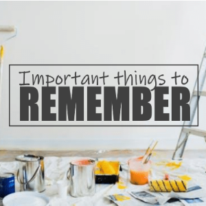 4 Important Things to Remember When It Comes to Your Next Home Renovation