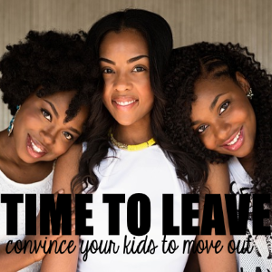 Time to Leave the Nest: Convince Adult Kids to Move Out