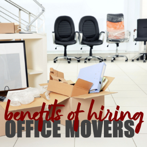 The Benefits Of Hiring Commercial Office Movers Vs DIY