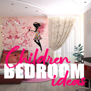 8 Children's Room Theme Ideas