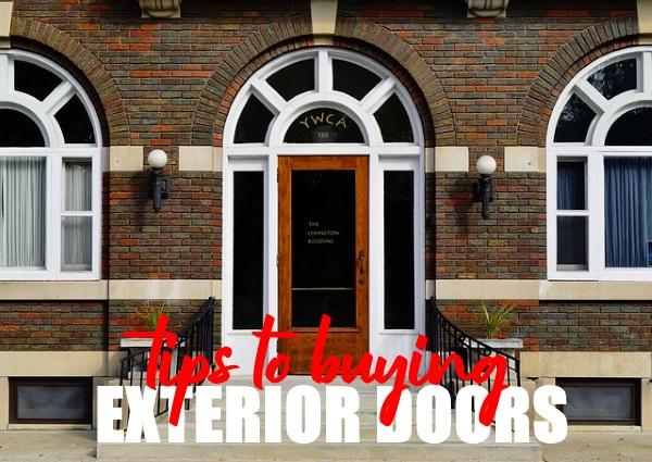How to Buy Exterior Doors