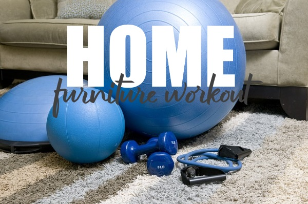 Home Furniture for Fitness Workout