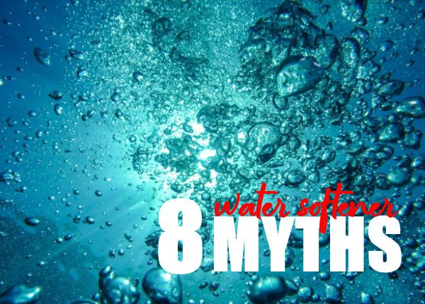 Water Softener Myths