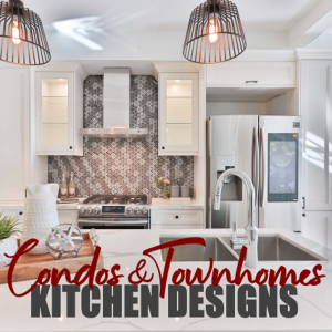 Design Ideas for Condos & Townhomes: Kitchens
