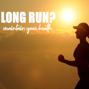 What Should We Really Be Doing To Maintain Our Health In The Long Run?