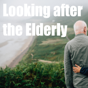 Looking After An Elderly Relative