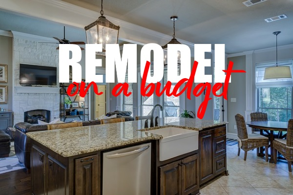 How to Remodel Your Kitchen on a Budget