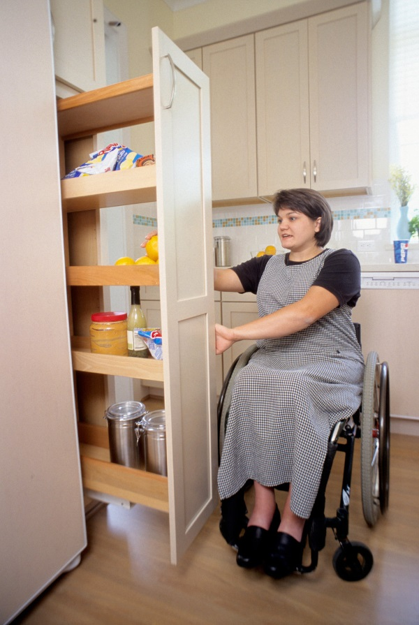 Wheelchair Users Can Claim Their Home Back