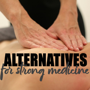 3 Alternatives To Strong Medication When Dealing With Chronic Pain