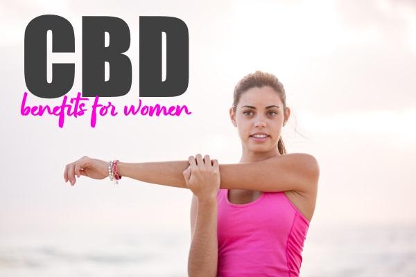 CBD Benefits for Women's Health