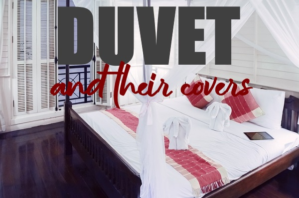 Duvet and Their Covers