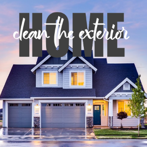 Helpful Tips to Clean the Exterior of a Home