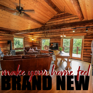 Three Easy Ways to Make Your Home Feel Brand New