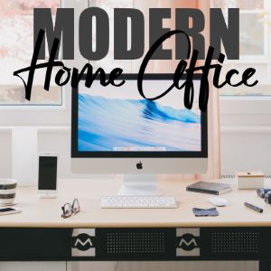 All Of Your Essentials For A Modern Home Office